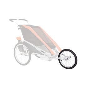 Thule JoggingSet CX 2 Sitzer - gris/negro